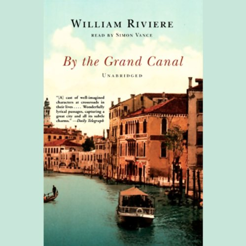 By the Grand Canal audiobook cover art