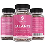 D Mannose with Cranberry Capsules - D-Mannose with Cranberry Capsule 1000 mg