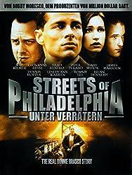Cover: Streets of Philadelphia – Unter Verrätern