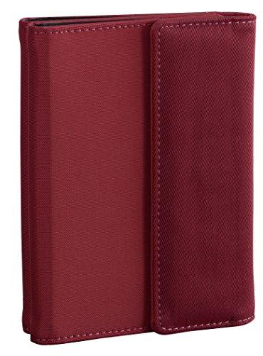 レイメイ藤井 システム手帳 デュアルリング バインダー キーワード ポケット ワイン WWP5009Z