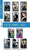 Pack mensuel Azur : 11 romans + 1 gratuit (Octobre 2021)...