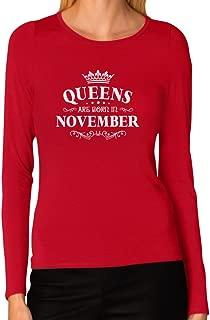 november queen shirts