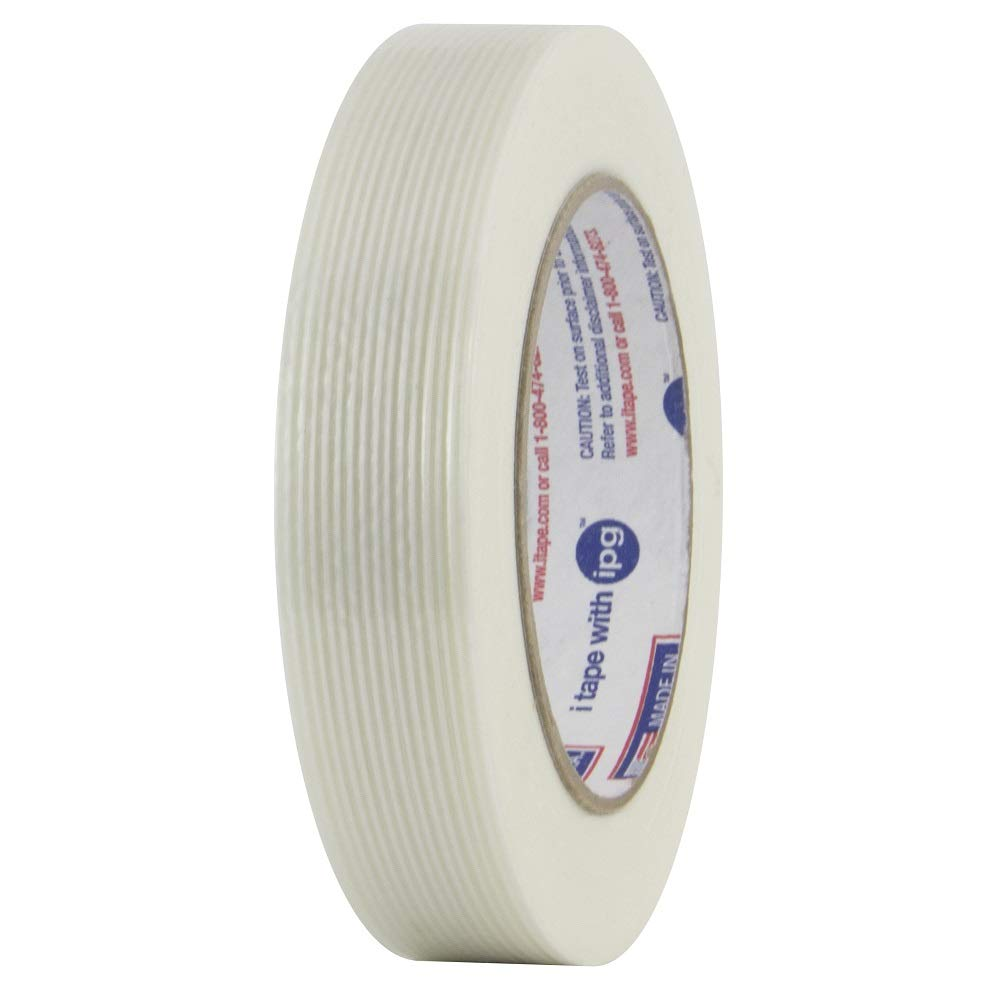 High order IPG Filament Tape 36mm x 24-Pack Clear Superior 54.8m