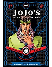 JoJo's Bizarre Adventure: Part 3 - Stardust Crusaders, Vol. 6: Volume 6