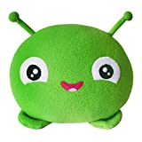 25cm Mooncake Final Space Plush Figure Toy Soft Stuffed Doll for Birthday Gift