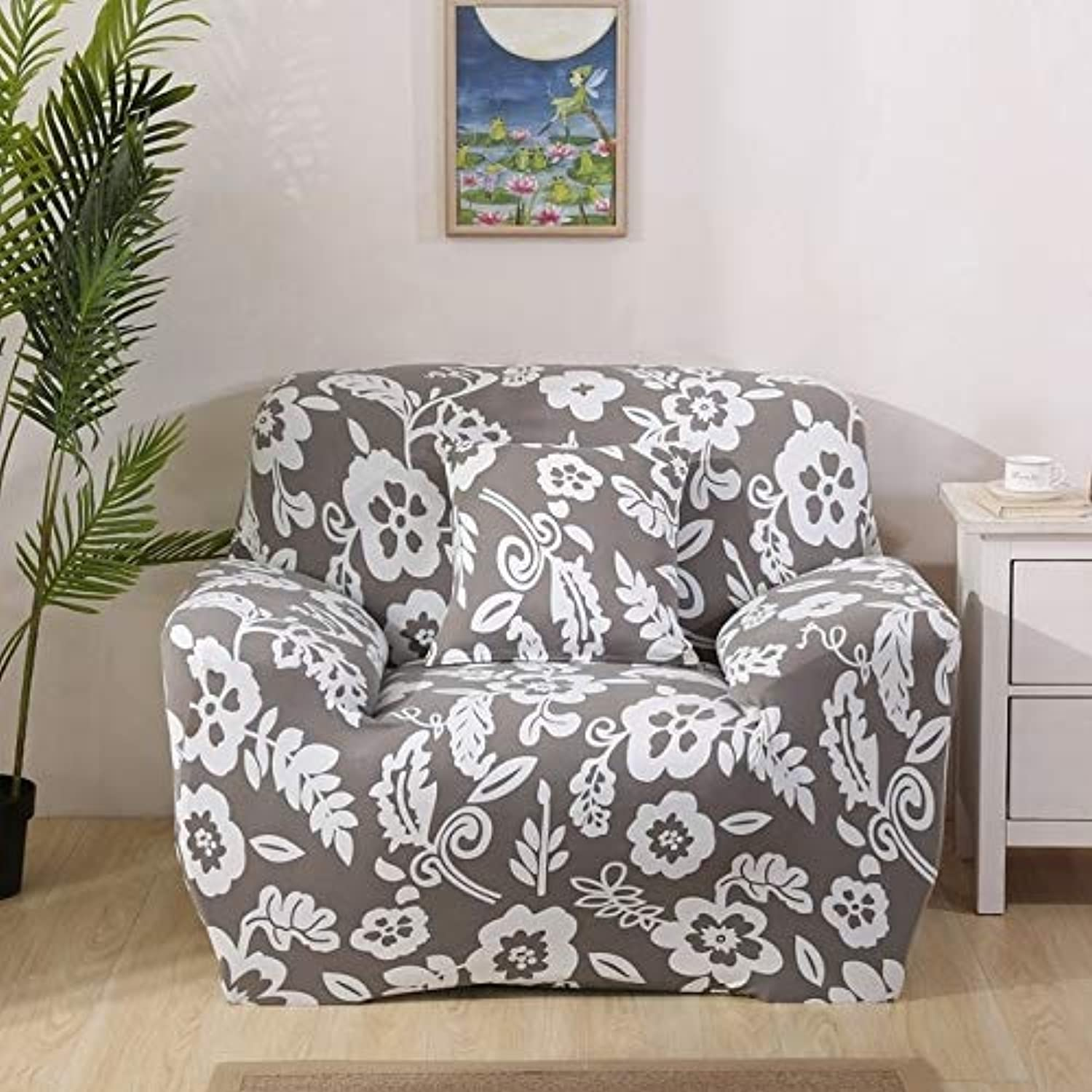 Slipcovers 24 colors Sofa Cover Elastic Single Two Three Four-Seater Spandex Stretch Sofa Cover Funda Sofa Couch Cover 1pc   color 23, 3 Seater