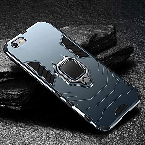 YWCXMY-LDL KISSCASE Armadura teléfono Caso for Xiaomi redmi 6 6pro Nota 4X 5 6pro 7 8 Pro Caso for Xiaomi MI 8 9T A1 A2 MAX 3 (Color : A-Navy, Size : For Redmi K20)