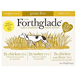 Forthglade Complete Meal Adult 1 Yr+, 6 x 395g