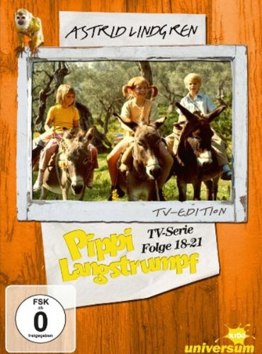 Pippi Langstrumpf - TV-Serie 5