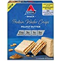 5-Count Atkins Peanut Butter Keto Friendly Protein Wafer Crisps