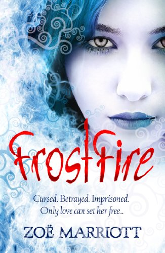 FrostFire (Daughter of the Flames Book 2) (English Edition)