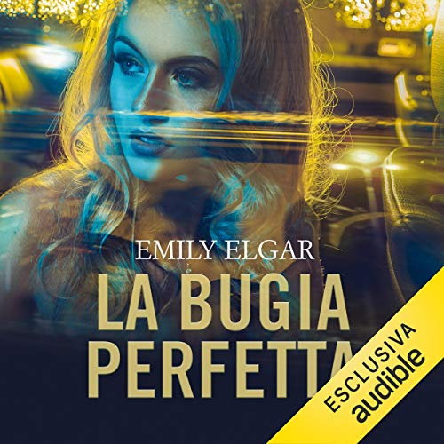 La bugia perfetta audiobook cover art