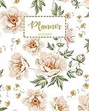 Planner July 2018-2019: Student Planner, College Planner, Calendar Schedule Organizer and Journal Notebook (July 2018 - July 2019): Volume 6
