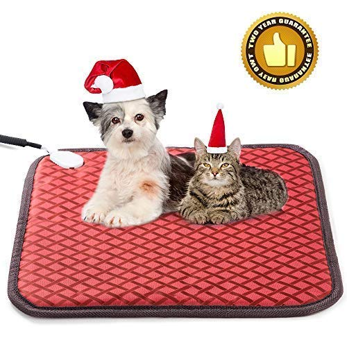 HD JUNTUNKOR Pet Heating Pad