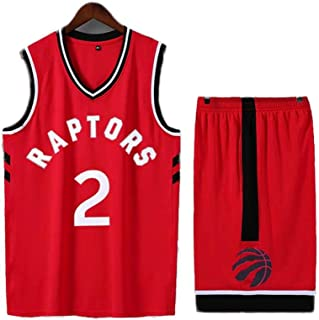 CHUANG Jersey Masculino - Raptors Leonard # 2 / Bulls Jordan # 23 / Lakers Kobe # 24 / Lakers James # / Niños Y Niñas Fans De Baloncesto Parejas