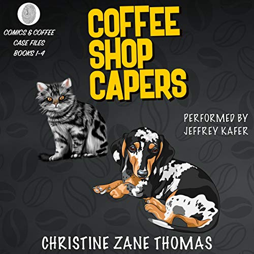 Coffee Shop Capers  By  cover art