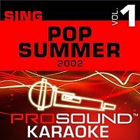Sing Pop Summer 2002 V. 1