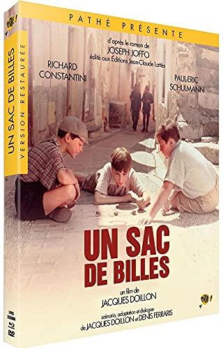 Un Sac de Billes [Édition Collector Blu-Ray + DVD]