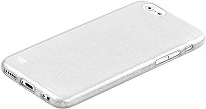 بروميت غطاء حماية مرن لجهاز ايفون 6/6S - ابيض