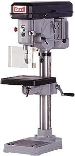 Bench Drill Press, Belt, 14-1/8
