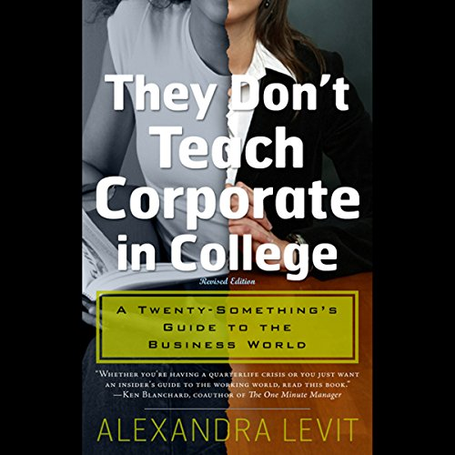 They Don't Teach Corporate in College cover art