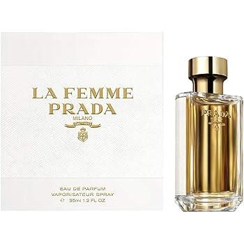 Prada La Femme Prada Agua de Perfume Vaporizador - 35 ml: Amazon.es: Belleza