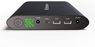 Krisdonia 185Wh 超大容量50000mAh モバイルバッテリーノートパソコンまで対応 日常使用/災害時/停電に …