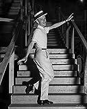 Fred Astaire Fotodruck auf Esstisch, 61 x 76 cm