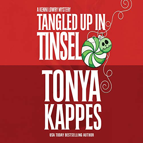 Couverture de Tangled Up in Tinsel