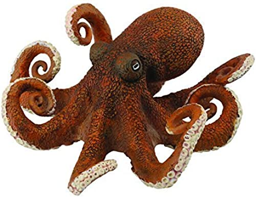 CollectA Octopus Figure by CollectA (English Manual)