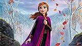 XIANGJING Puzzle de 1000 Piezas Adultos Póster de Frozen DIY Intelectual Educativo Divertido Juego Familiar Puzzle,Juguete Regalo para Niños