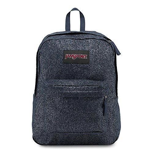 Jansport Super Fx Backpack - Silver Sparkle Twill, OS