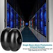 Detector-de-movimiento-1-par-de-puerta-impermeable-Alarma-de-haz-nico-Detector-infrarrojo-fotoelctrico-Sensor-anti-ladrn-Sistema-de-seguridad-de-la-ventana-del-hogar