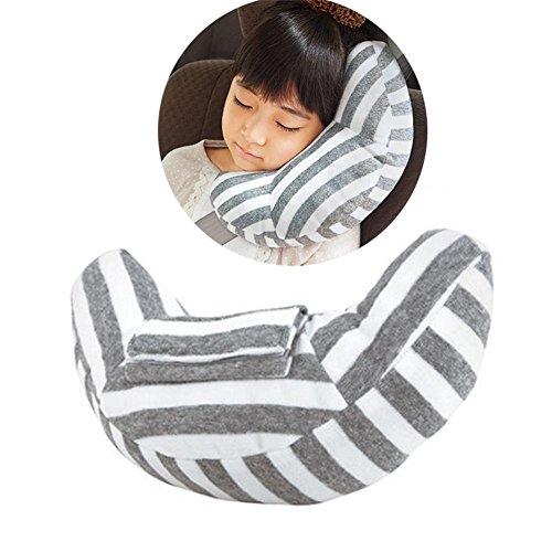 Su-luoyu Epaule Coussin Oreiller de sécurité Automobile pour Enfants Coussin de Nuque Repose Coussinets d'Epaule de Voiture Protège-ceinture