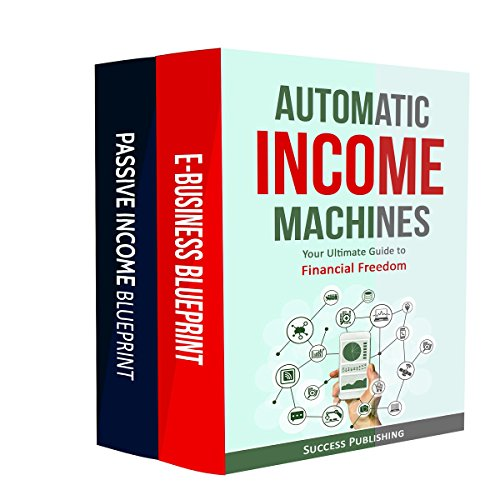 Automatic Income Machines audiobook cover art