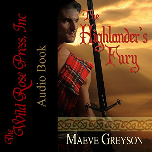The Highlander's Fury Audiobook By Maeve Greyson cover art