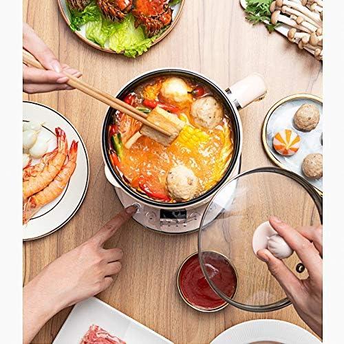 DYXYH Cuisinière électrique Mini Petite puissance Cuisinière électrique Maison des étudiants Maison multi-fonction Hot Pot Noodle Cuisinière 2 Artifact (Color : B) B