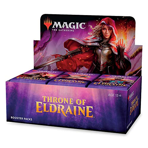 Magic: The Gathering Throne of Eldraine...