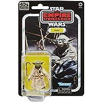 Star Wars-40 Aniversario Figura Yoda (Hasbro E8077)