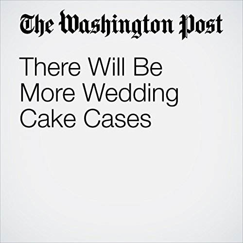 There Will Be More Wedding Cake Cases copertina