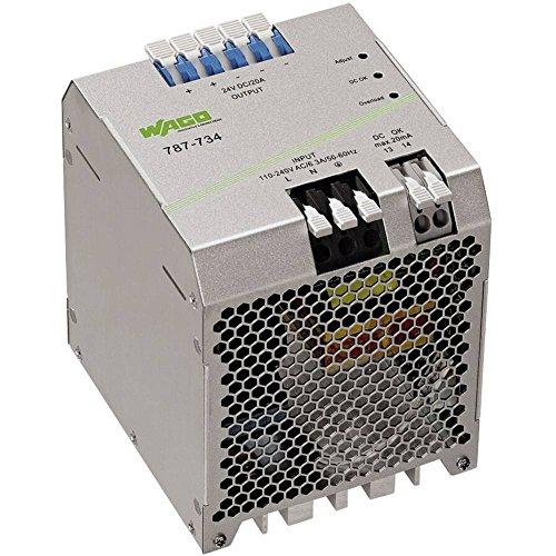 Wago EPSITRON® ECO Power 787-734 Hutschienen-Netzteil (DIN-Rail) 24 V/DC 20A 480W 1 x