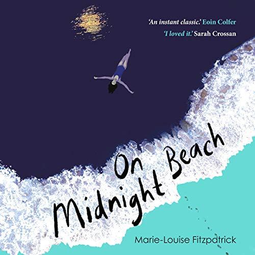 Diseño de la portada del título On Midnight Beach