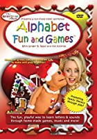 Gingerbread House Alphabet Fun & Game [DVD]