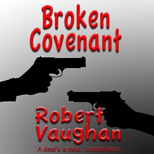 The Broken Covenant audiobook cover art