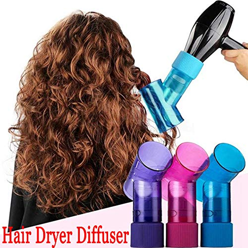 Wind Spin Hair Curl Diffuser, Wind Spin Roller Hairdryer Dif