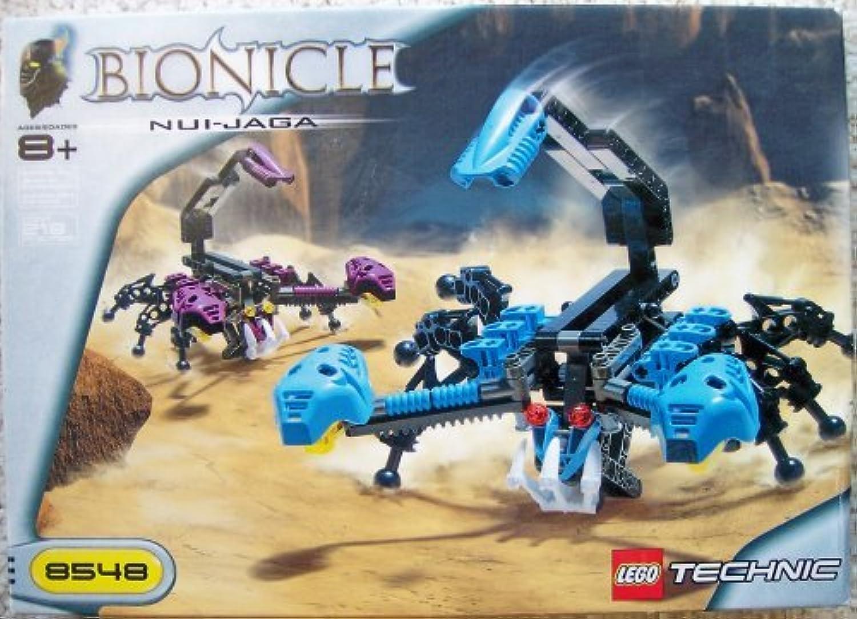 salida para la venta LEGO 8548 Technic Bionicle Bionicle Bionicle - NIU-Jaga (214 Piezas)  descuento de ventas
