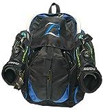 Xiami Leyuan Pro Racing Speed Inline Skates Ice Skate Backpack (Blue)