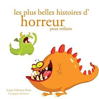 Couverture de Les plus belles histoires d'horreur pour les enfants