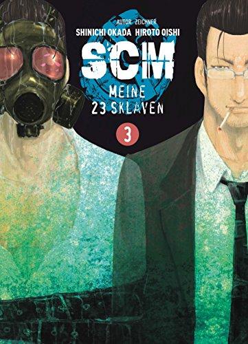 SCM - Meine 23 Sklaven, Band 3: Bd. 3 (German Edition)