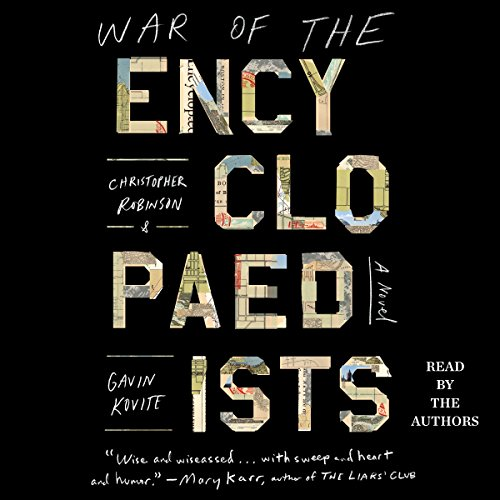 War of the Encyclopaedists audiobook cover art